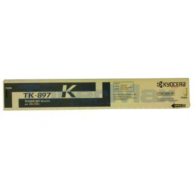KYOCERA MITA TASKALFA 205C TONER KIT BLACK